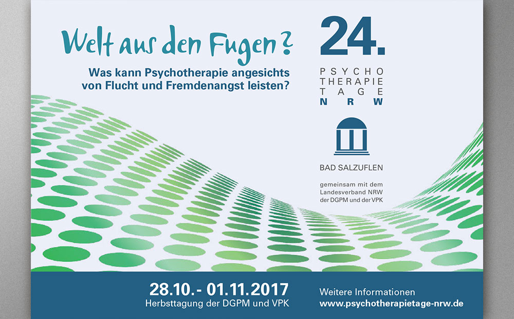 Psychotherapie Tagung